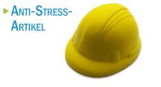 Anti-Stress-Artikel mit Werbdruck