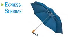 Schirme mit Druck in wenigen Tagen