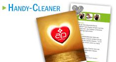 Handy-Cleaner als individuelle Werbegeschenke