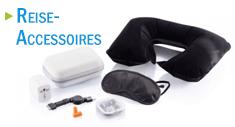 Reise-Accessoires mit Ihrer Werbung