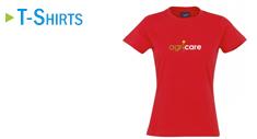 T-Shirts mit Logo-Druck