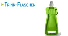 Sportflaschen mit Logodruck