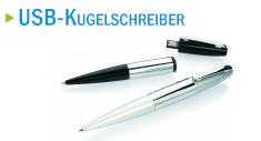 USB-Kugelschreiber als Werbegeschenk
