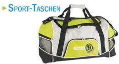 Sporttaschen und -rucksäcke als Werbeartikel