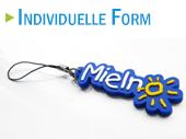Individuelle Werbemittel : z.B. Ihr Produkt als USB-Stick