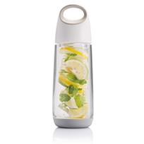 Eine Werbeartikel Trinkflasche mit Aromafach