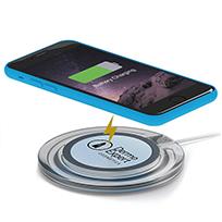 Wireless Charger Werbeartikel bedrucken bei lapinta